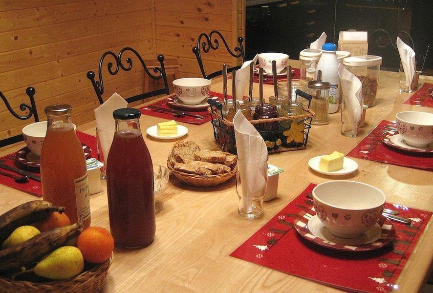 Chambre et table d'hôtes La Pierre d'Oran,Massif des Ecrins,Pays des Ecrins,Queyras,Briançon,Hautes-Alpes - © La Pierre d'Oran.