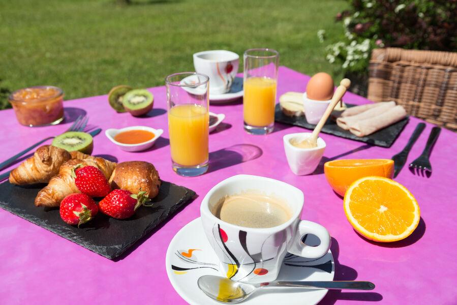 petit déjeuner - © le cap