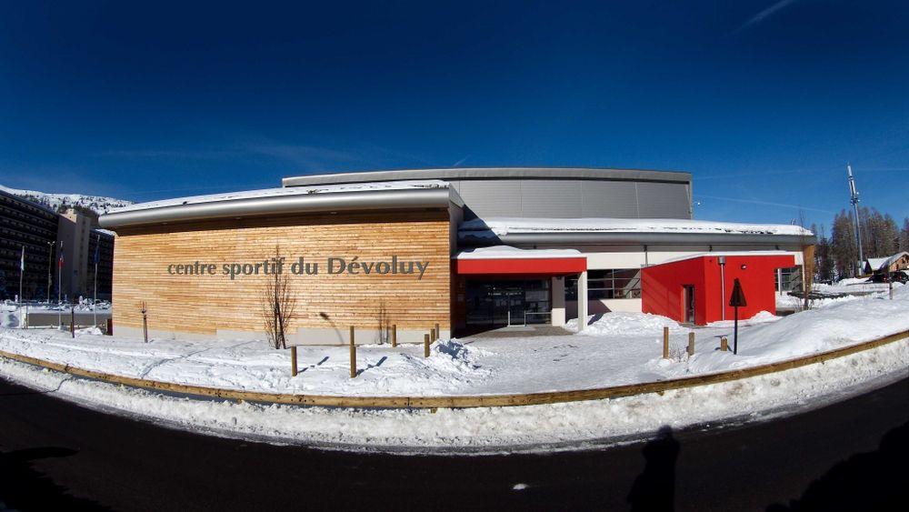 Centre sportif du Dévoluy - � Gilles Piel