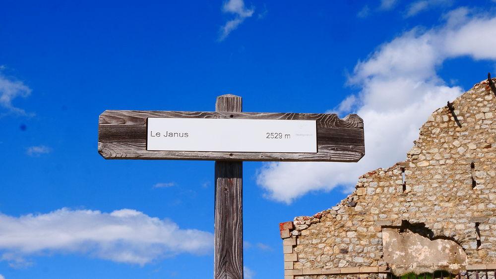 Fort du Janus - © Office de Tourisme de Montgenèvre