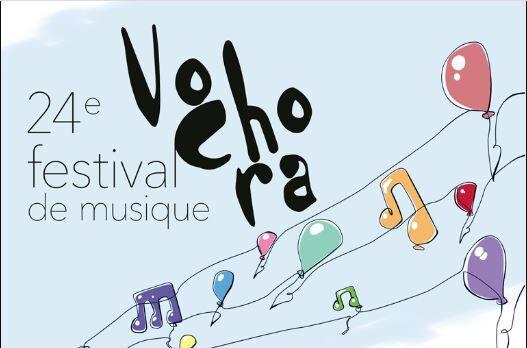 Bach et Pergolese - 24ème Festival Vochora - Tournon-sur-Rhône