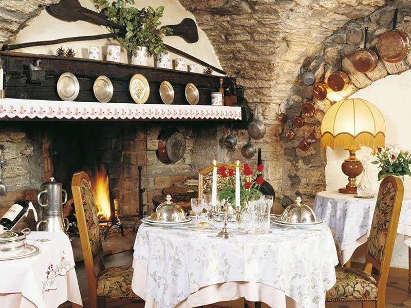 Restaurant auberge du choucas - © Auberge du choucas