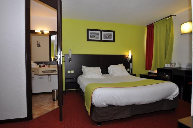 Hôtel Kyriad DesignEnzo Chambre Ⓒ Hôtel Kyriad Design Enzo Saint-Victor - 2015