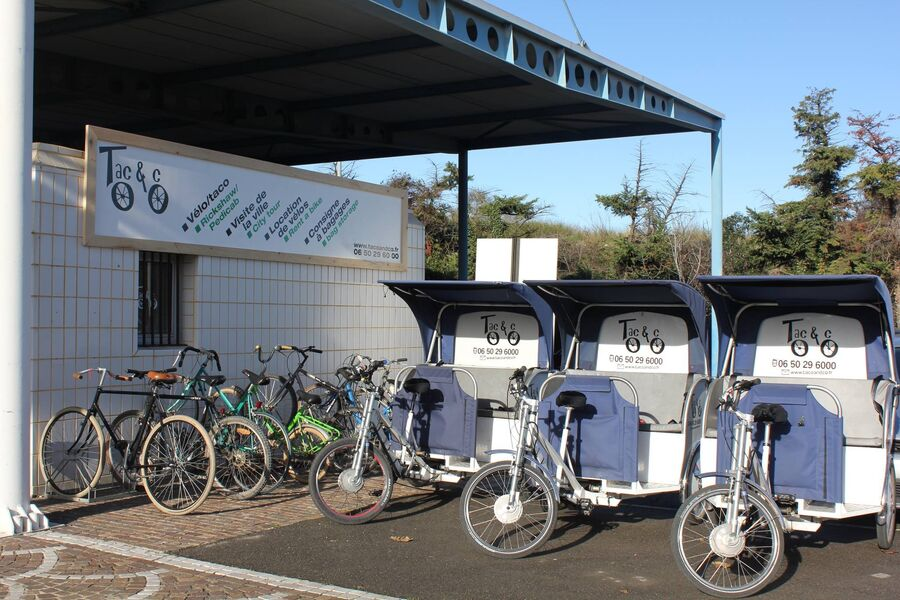 Taco and Co - Location de vélos