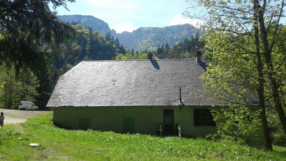 Refuge d'Esparron - Trièves - Vercors