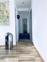La Grange de l'Ecuyer Entrée et couloir du gîte Ⓒ Mme ROUSSEL - 2020