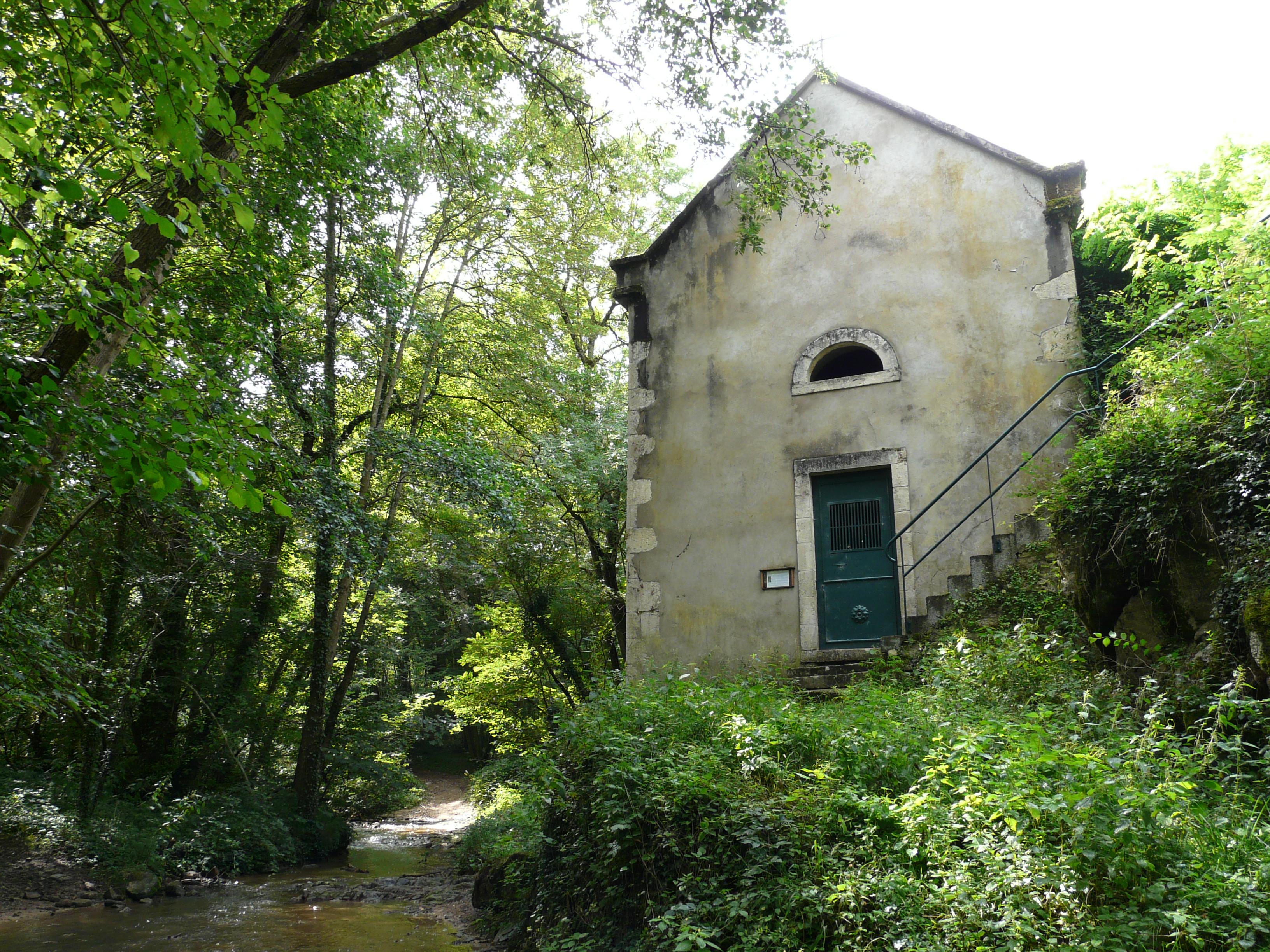 Photo Chapelle Sainte-Procule Gannat, Chapelle Sainte-Procule Ⓒ Smat du Bassin de Sioule