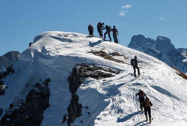 Bureau de Montagne Gaudissard - © Bureau de Montagne Gaudissard