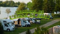Camping de l'étang de Sault logo Ⓒ site