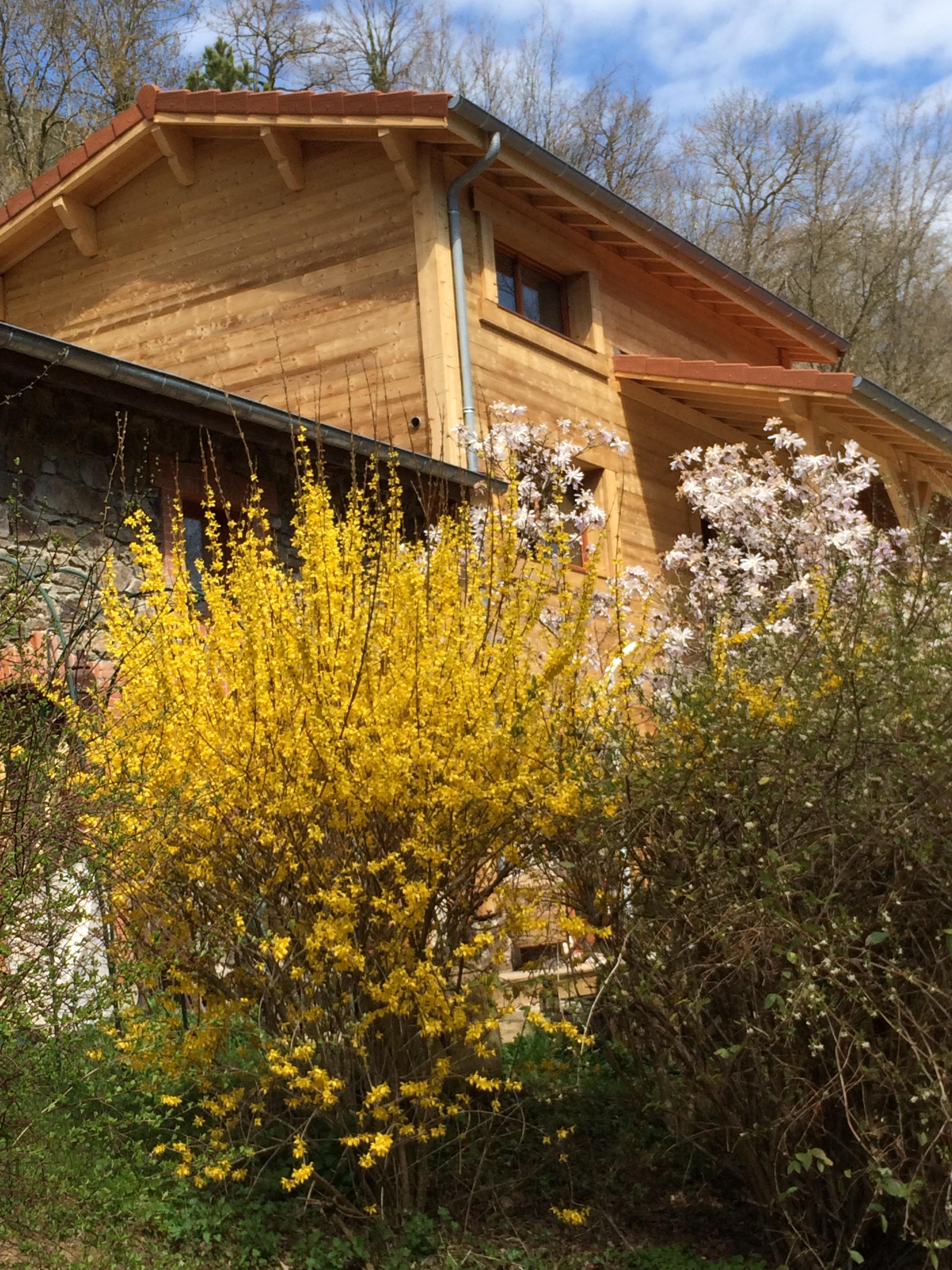 """Chambres d h´tes """"Les Sittelles de Bamboche"""" Saint Symphorien sur"""