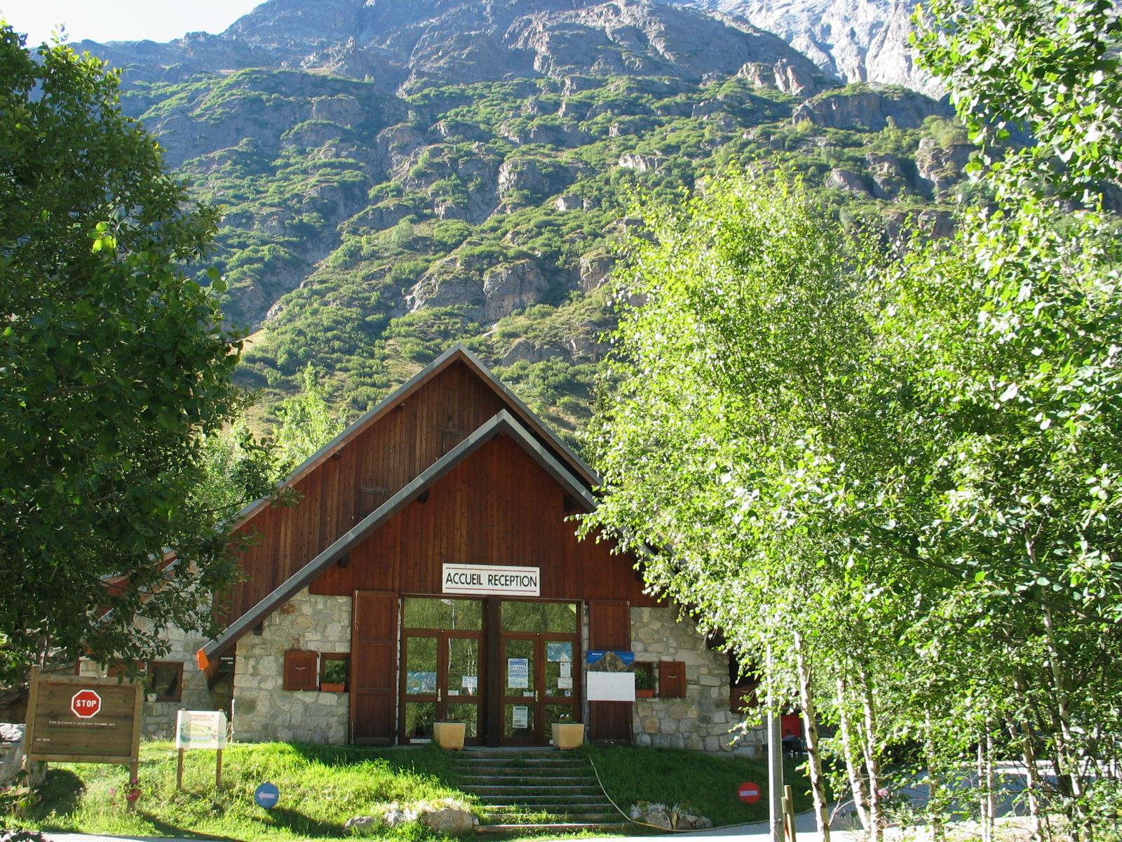 Camping de la Bérarde