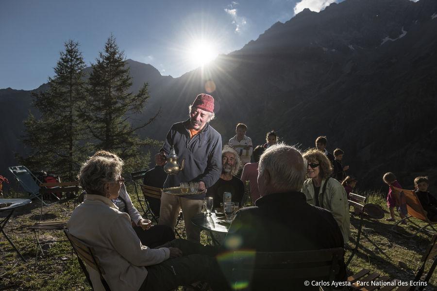 Refuges des Souffles, vallée du Valgaudemar - © Carlos Ayesta