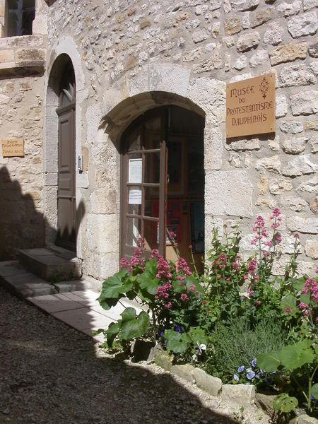 Musée du protestantisme - Le Poët Laval