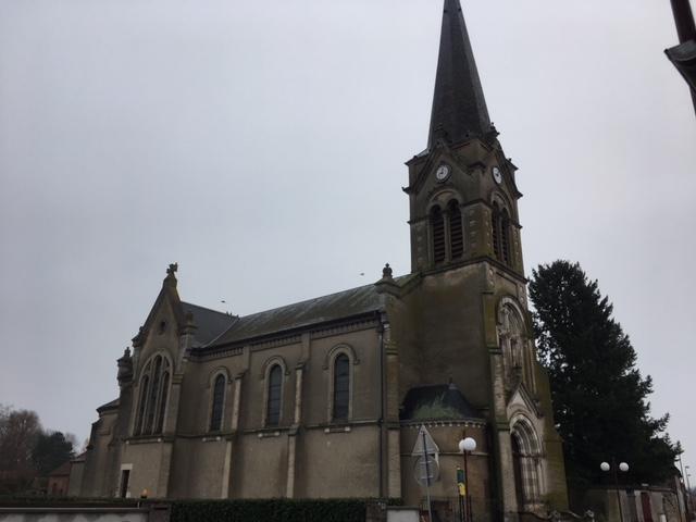 Eglise de Villeneuve sur Allier Ⓒ Mairie