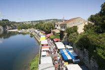 Marché estival de Saint-Martin-d'Ardèche - Saint-Martin-d'Ardèche