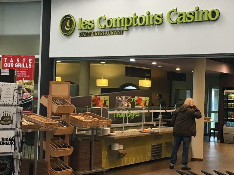 Cafeteria Comptoir Casino