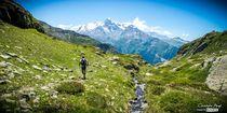 Trail La Rosière