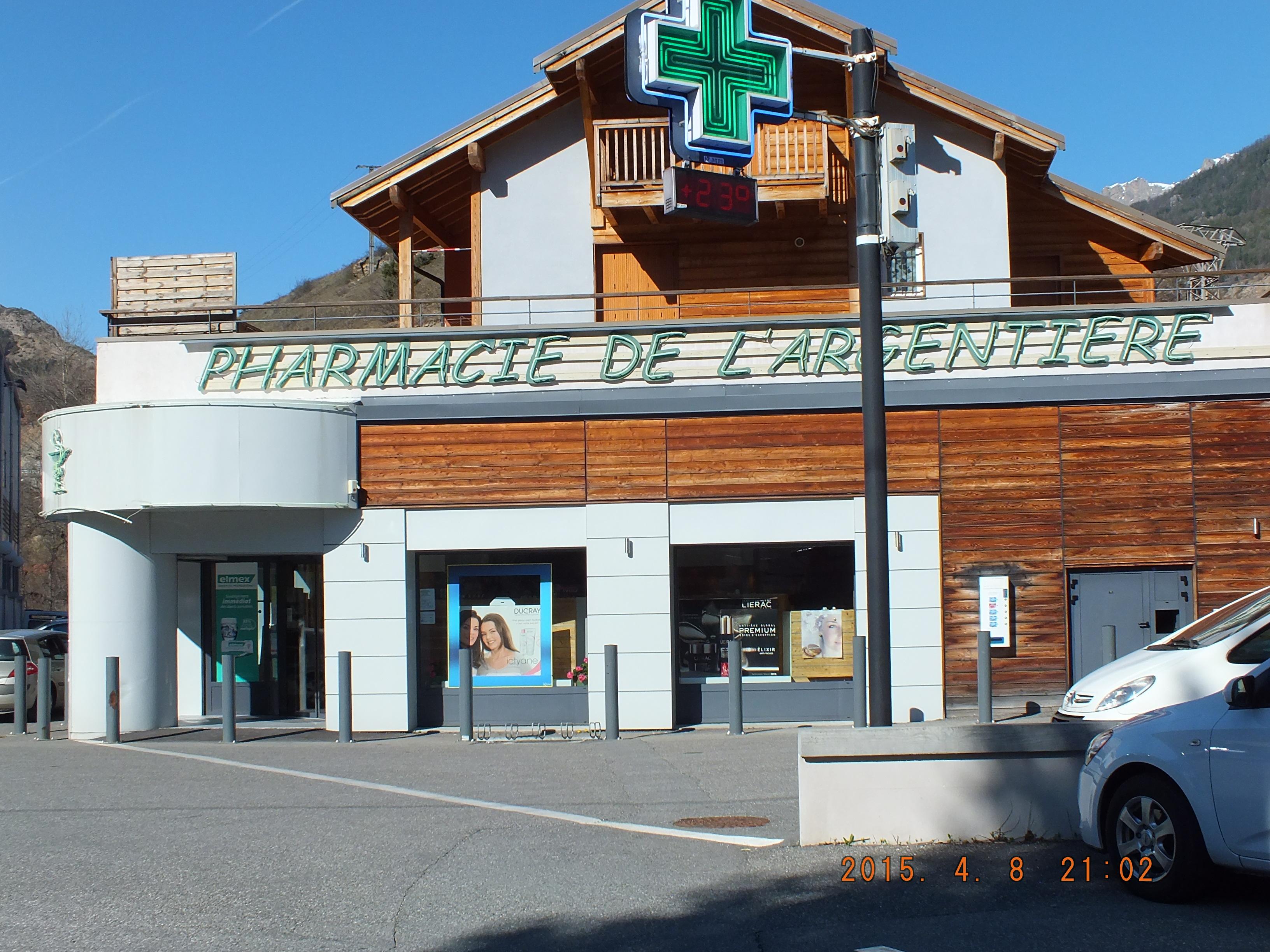 Pharmacie de l 39 argenti re l 39 argenti re la bess e pays des crins office de tourisme - Office tourisme argentiere ...
