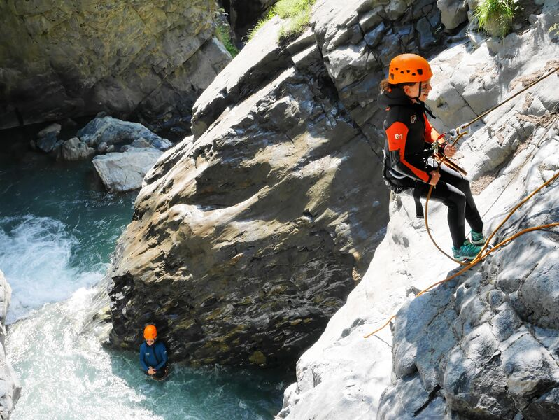 No Limit rafting à La Grave - © NoLimitRafting