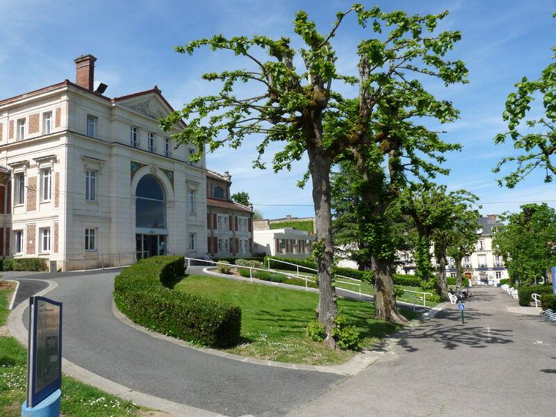 Thermes de Bourbon-l'Archambault