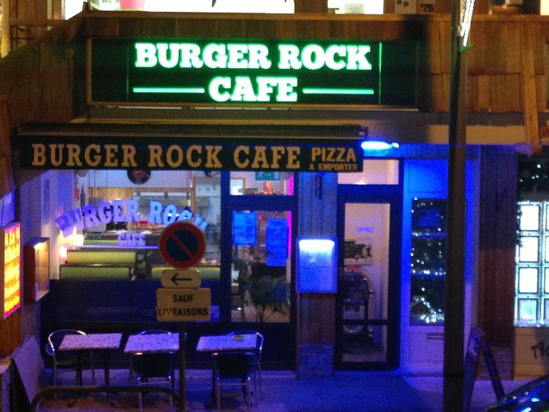 Burger Rock Café - © Burger Rock Café