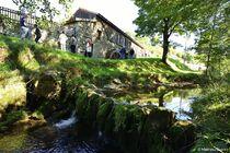 Visite guidée du moulin de Masméjean - maison de énergies renouvelables. - Saint-Étienne-de-Lugdarès