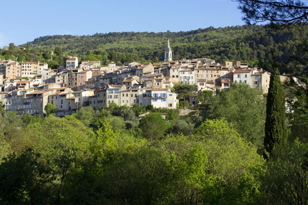 Ruines du château des Ponteves