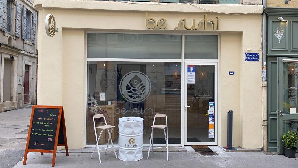 Be Sushi Arles