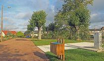 Aire de services de Saint-Léopardin d'Augy Ⓒ Commune de Saint-Léopardin d'Augy