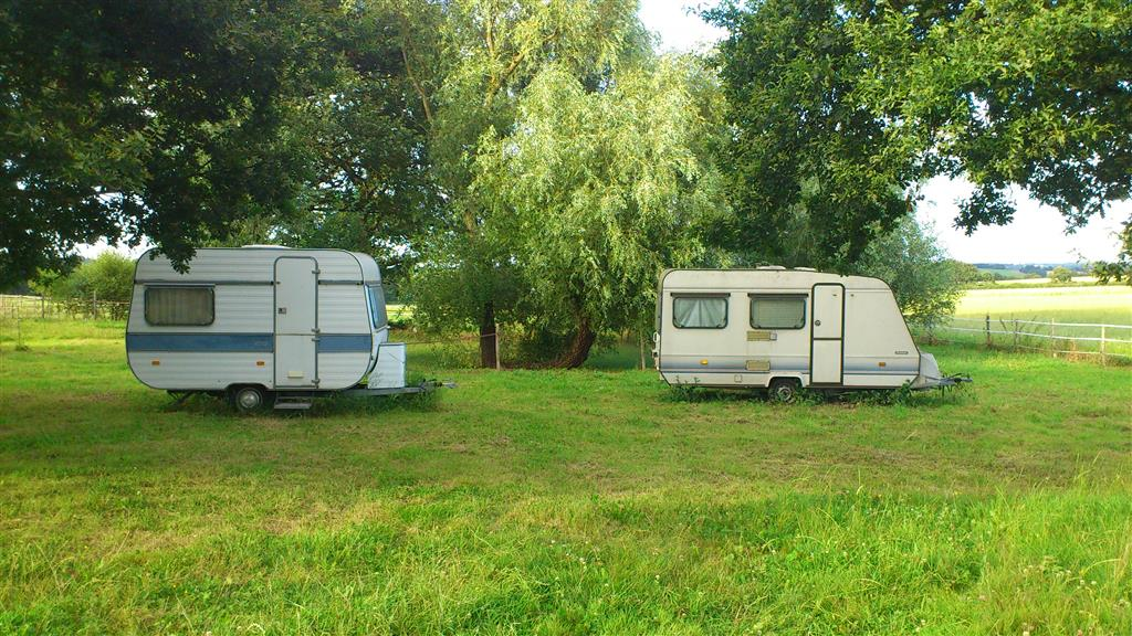 Camping du ranch - Ygrande Aire narurelle Ⓒ Camping du ranch