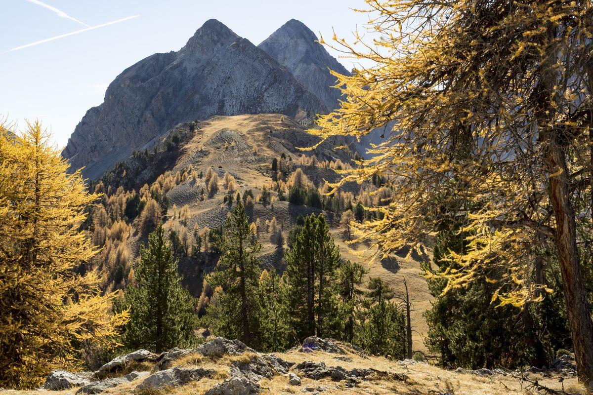 Randonnée en Izoard Hautes Alpes
