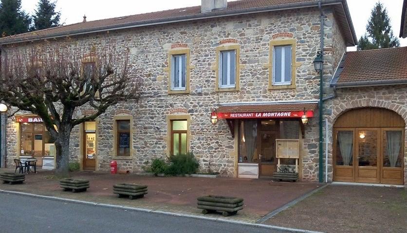 Bar restaurant la montagne beaujolais vert site - Site officiel office de tourisme de cauterets ...