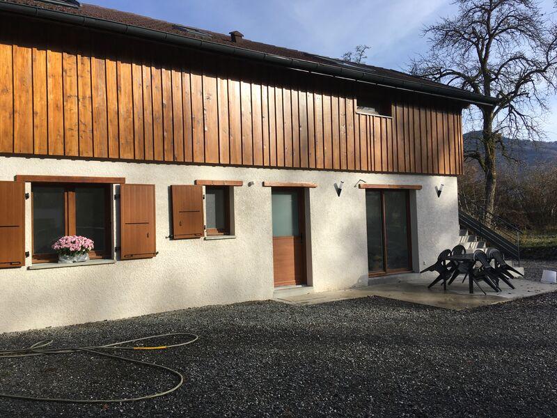 Peillo'Homes - L'appartement // Massif des Brasses