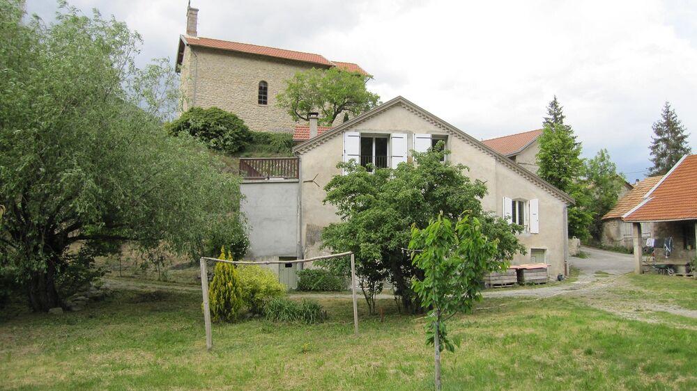 Location de vacances : Chez Rémi à Saint Auban d'Oze