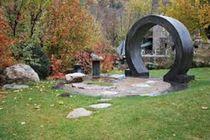 Visite du jardin du violon des ruisseaux - La Souche