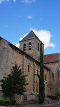Église de Couleuvre Ⓒ Allier Tourisme
