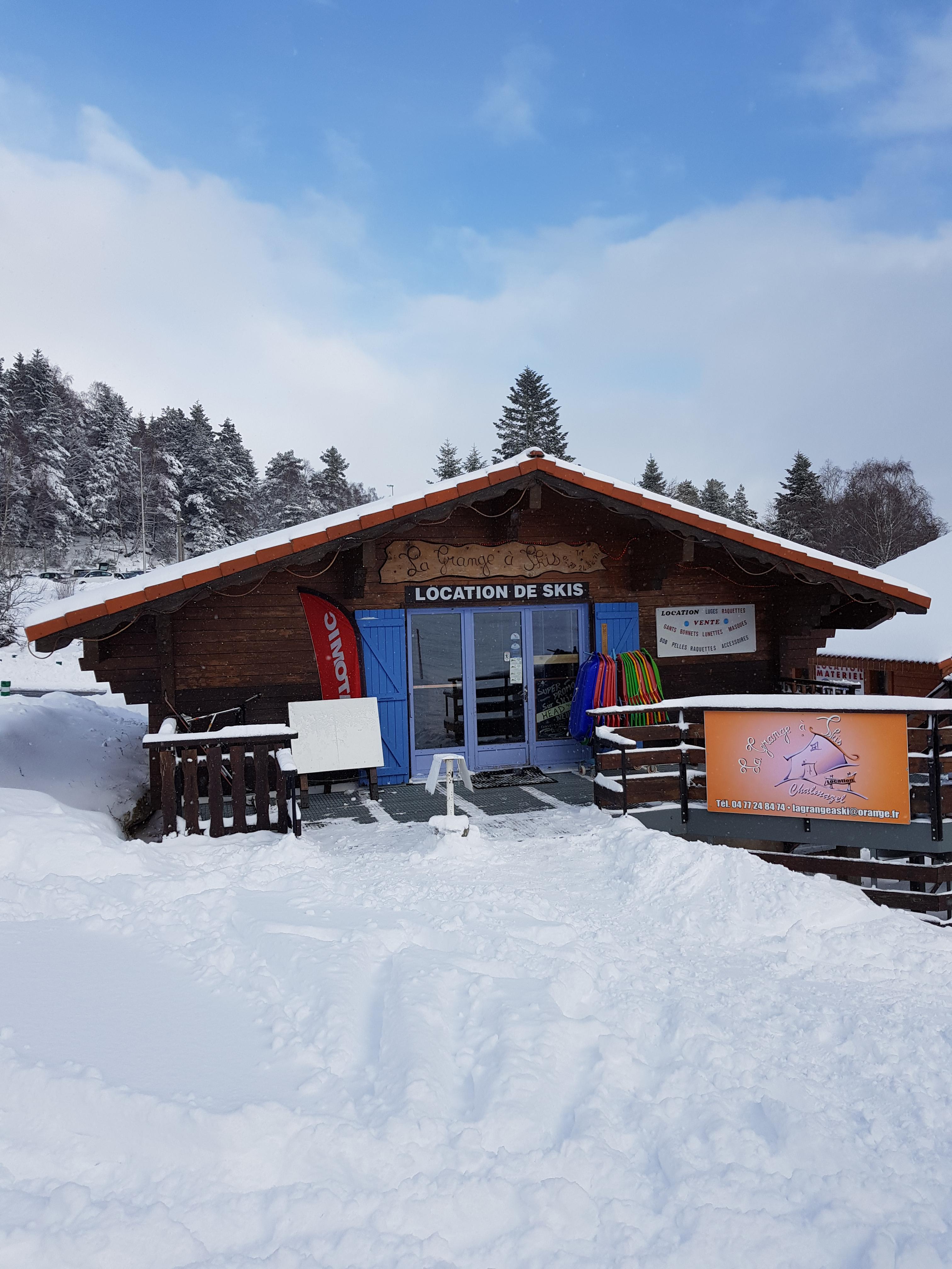 Location de skis - La grange à skis