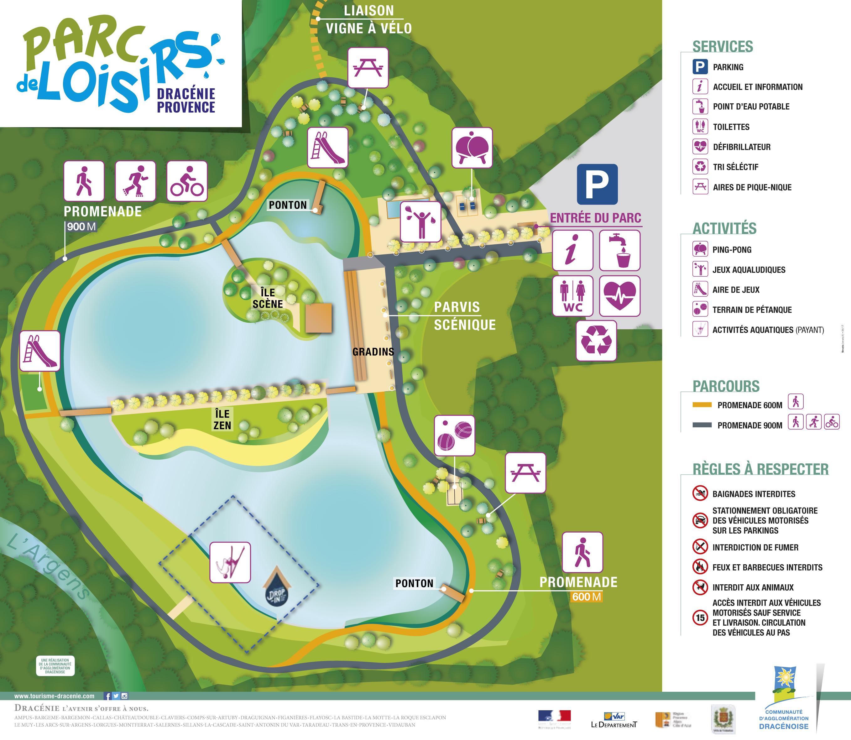 Parc de Loisirs Dracénie Provence - Réouverture le 8 juillet