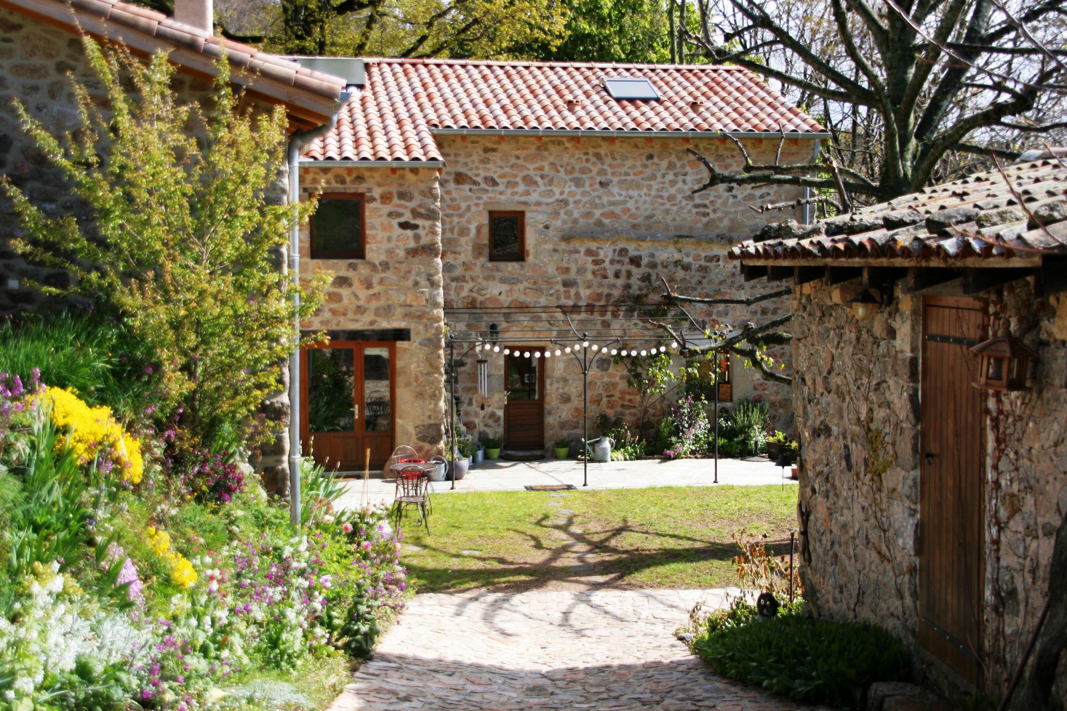 Chambres d'hôtes : La Forêt du Puy