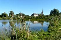 Plan d'eau communal de Limoise Ⓒ Mairie de Limoise
