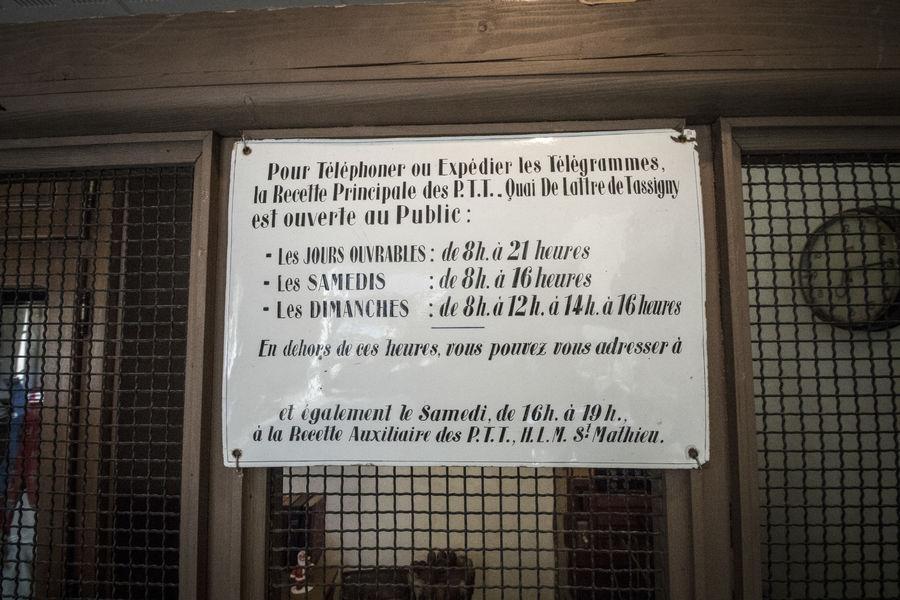 La Poste Musée d'Eyguians à Garde-Colombe - © Patrick Domeyne