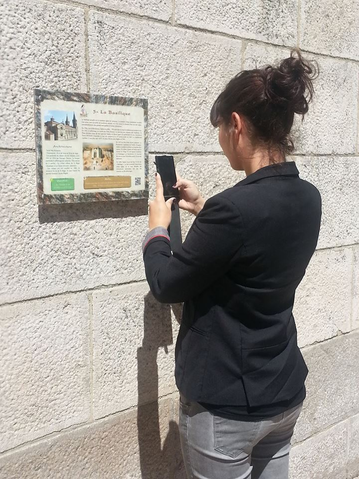 Parcours découverte du patrimoine (Lalouvesc,Ardèche)