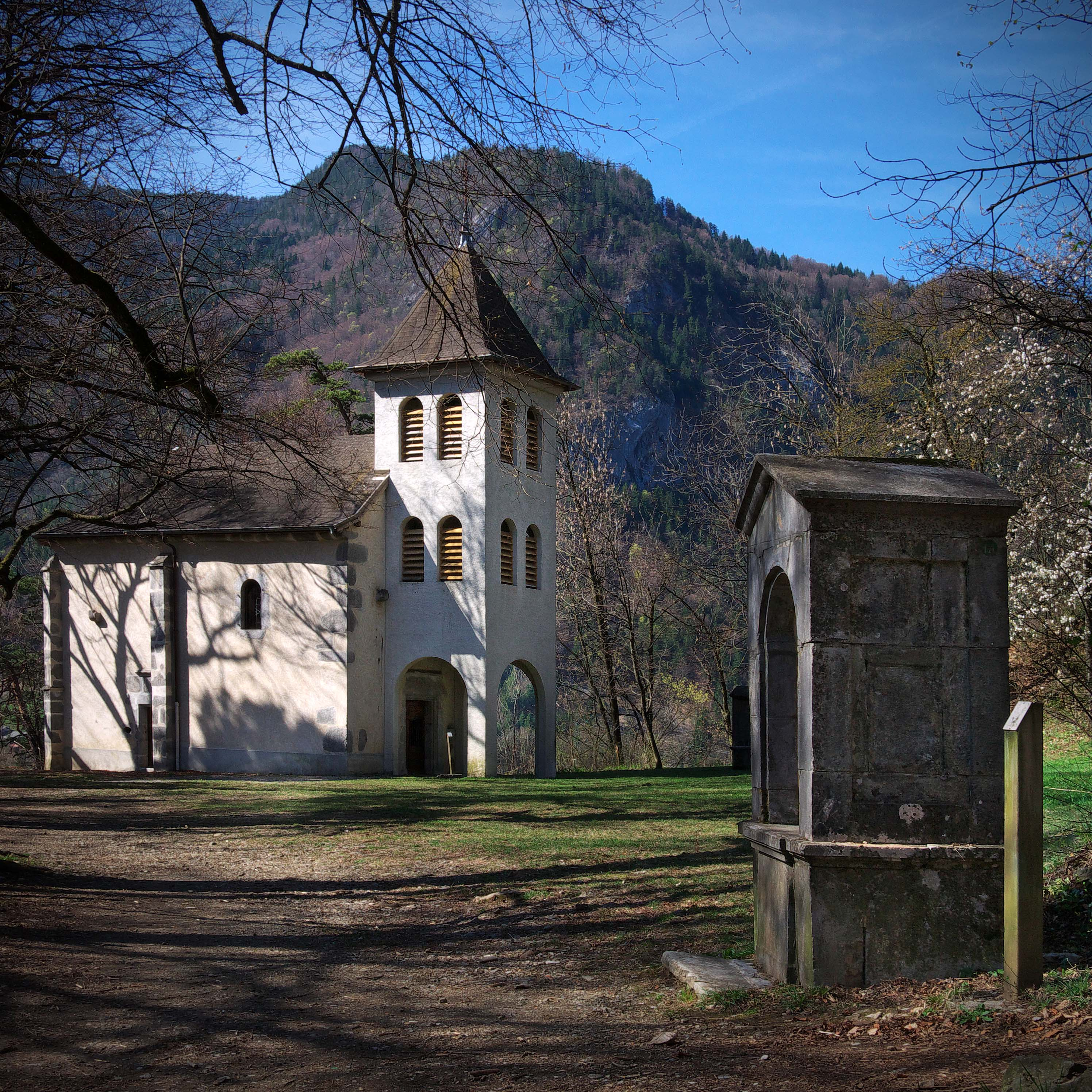 Chapelle du Calvaire - Thônes