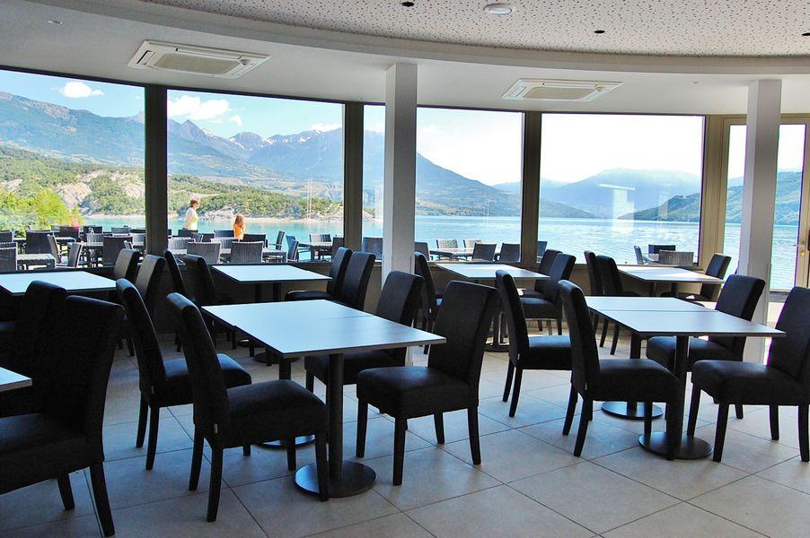 Restaurant - © Ecrin du lac