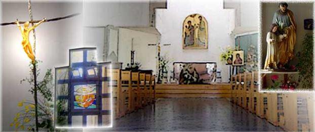 Eglise Sainte Famille