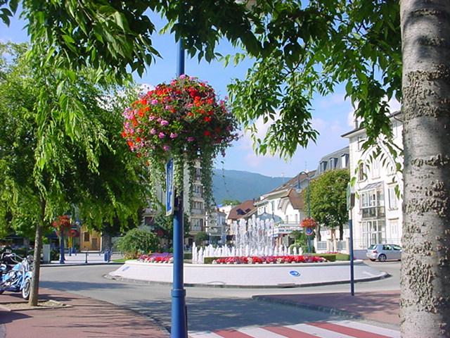 Balade : centre ville, jardins et fontaines