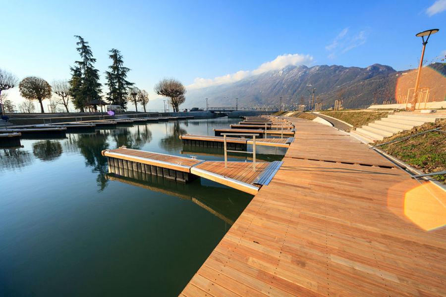Station nautique : Office de tourisme Aix les Bains, Activités nautique Aix les Bains, Savoie - Port à barques du Tillet