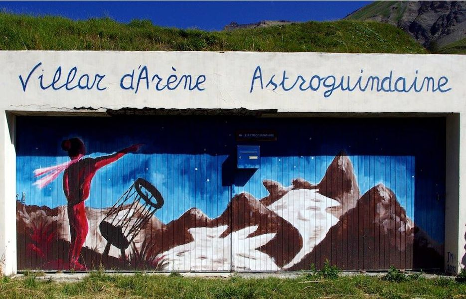 Observatoire astronomique La Guindaine - © ©LaGuindaine