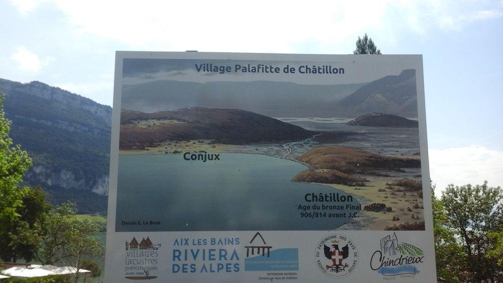 Visites de Chatillon en Chautagne site UNESCO Guides du Patrimoine Savoie Mont Blanc