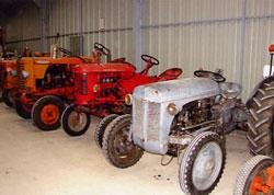 Musée de l'Agriculture d'antan - St-Clément Tracteurs Ⓒ Association du Musée